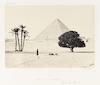 The Great Pyramid From the Plain – הספרייה הלאומית