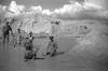 כריית זיפזיף בחוף הים, תל אביב – הספרייה הלאומית