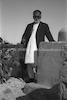 שומר בית הקברות המוסלמי עבד אלנבי, תל אביב – הספרייה הלאומית