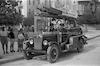מכונית כבאי אש ביום סרט, תל אביב – הספרייה הלאומית