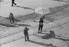 שוטר תנועה, רחוב הרצל, תל אביב – הספרייה הלאומית