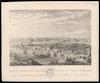 Veduta della citta di Malta;dalla parte del Lazaretto /;Peint per Gaupy ; Suntach a dirige – הספרייה הלאומית