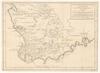 Le pays des Hottentots aux environs du Cap de Bonne Esperance;Cette carte est dressée sur celles de Kolbe et sur quelques manuscrits du depost des plans de la Marine Par N. Bellin.