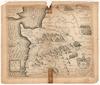 Libanus et eius Vicinia;W. Marshall sculp ;[Dediction signed] T. F – הספרייה הלאומית