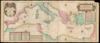 Nouvelle carte generalle de la Mer Mediterranee;Dediée a Monseigneur Le Grand Prieur General des Galeres de France /;Par Michelot et Bremond.