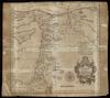 Regno di Gerusalemme in tempo delle Guerre Sagre / delineato e descritto da Sebastiano Paoli ; Giovanni Petroschi incise.