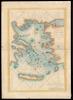Carte de l'Archipel;Signé Bellin.