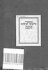 """ספר מגיד דבריו ליעקב : והוא לקוטי אמרים ... אמר ... מדי חדש בחדשו ומדי שבת בשבתו / הרב ... דוב בער מ""""מ דק""""ק מעזריטש .. – הספרייה הלאומית"""