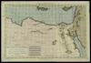 Carte de l'Egypte moderne;Avec la Partie Orientale des Etats de Tripoli /;par M. Bonne, Ingenieur-Hydrographe de la Marine ; Perrier sculp – הספרייה הלאומית