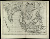 A new map of East India; sold by Tho. Basset... and Richard Chiswell ; F. Lamb sculp.