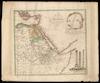 Karte von Egypten;Verfast von Herrn Robert Vaugondy, Geographen des Königs von Polen. Neu herausgegeben von Joh. Walch – הספרייה הלאומית