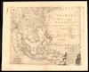 Penisola dell Indie orietali;de la del Gange con tutte l'isole.. – הספרייה הלאומית