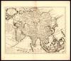 L'Asie;dresse sur les observations... /;par G.De l'Isle – הספרייה הלאומית