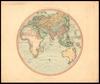 The eastern hemisphere;Published by J. Cary – הספרייה הלאומית