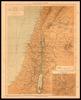 Palästina / F.A. Brockhaus' Geogr.-artist. Anstalt – הספרייה הלאומית