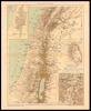 Palæstina / F.A. Brockhaus' Geogr.-artist. Anstalt – הספרייה הלאומית