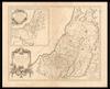La Judée ou Terre Sainte divisée en ses douze Tribus / Par le Sr. Robert...1750 – הספרייה הלאומית