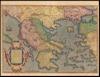 Graeciae Universae Secundum Hodiernum Situm Neoterica Descriptio;Jacobo Castaldo Pedemontano Auctore – הספרייה הלאומית