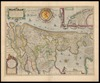 Comitatus Hollandiæ novissima descriptio;Designatore Balthazaro Florentio a Berckenrode ; Salomon Rogiers sculpsit – הספרייה הלאומית