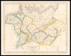 Germania Antiqua;Drawn & Engraved by Sidy. Hall – הספרייה הלאומית