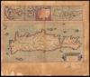 Candia cum Insulis aliquot circa Græciam;Per Gerardum Mercatorem.
