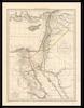 Syrie et Égypte anciennes / Dresseé par P. Lapie – הספרייה הלאומית