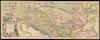 Cours du Danube;Depuis sa source, Iusqu'a ses Embouchures ou sont partie de l'Empire D'ALLEMAGNE; et des Estats qui ont este ou qui sont encore de l'Empire des TURCS en Europe avec partie des estats de la Serme Republique de Venise /;Dresseé Par le P. Coronelli. corrigée et augmentée par le Sr. Tillemon ; I.B. Nolin.