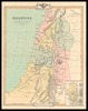 Palestine in the time of our saviour / Engraved & published by G.F. Cruchley – הספרייה הלאומית
