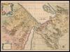 Les Deserts d'Egypte, de Thebaide d'Arabie, de Sirie, & c: ou sont exactement marques les lieux habitez par les Saincts Peres des Deserts – הספרייה הלאומית