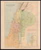 Palestine According to Its Ancient divisions – הספרייה הלאומית