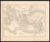 Map to illustrate the voyages & travels of St. Paul / – הספרייה הלאומית