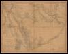 Arabien : zu C. Ritter's Erdkunde, Buch III, West-Asien, Theil XII u. XIII;bearbeitet von H. Kiepert. Lith. Anst. v. Leopold Kraatz – הספרייה הלאומית