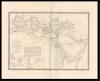 Monde connu des Hébreux;A. Brué – הספרייה הלאומית