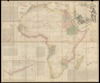 Africa : according to Mr D'Anville with several additions, & improvements, with a particular chart of the Gold Coast.. – הספרייה הלאומית