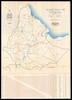 Road map of Ethiopia