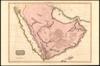 Arabia Drawn under the direction of Mr. Pinkerton by L.Hebert ;Neele Sculpt – הספרייה הלאומית