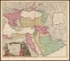 Imperium Turcicum in Europa, Asia et Africa. Sumtibus Io. Baptistæ Homanni – הספרייה הלאומית
