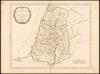 Carte de la Judée ou Terre Sainte pour l'intelligence de l'Histoire Sacrée – הספרייה הלאומית