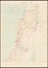 """ישראל;עבד ושרטט ע""""י מחלקת המדידות ישראל – הספרייה הלאומית"""