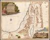 Afbeelding van 'T Joodsche Land toen het aan de heerschappij der Romeinen... / J. van Jagen mapp Sculpsit et figur: apposite: sculpturam curavit – הספרייה הלאומית