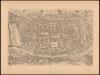 De Heylige en wytvermaerde stad Ierusalem eerst genaemt salem / C. J. Visscher excud – הספרייה הלאומית