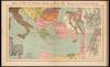 karte der Reise des Deutschen Kaisers im Herbst 1898 / Lith und druck von Carl Flemming Verlag buch - und kunstdruckerei, A-G Glogau – הספרייה הלאומית