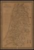 Topographisch-historische charte von Palaestina / von Prof. Dr. E.F.K. Rosenmüller – הספרייה הלאומית
