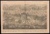 Bird's eye view of Ancient Jerusalem – הספרייה הלאומית