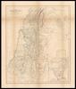 Ancient Palestine with Trachonitis... / Engraved by J. & C. Walker – הספרייה הלאומית