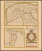 A New map of Gallia Cisalpina & Graecia Magna;Shewing their Cheif Divisions, People, Cities, Towns &c /;Sutton Nicholls sculp.