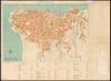 Plan de Beyrouth / Dessinée par Paul Koroleff.