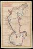 Carte marine de la mer Caspiene;Par Mr. Carel van Verden,.