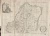 A map of Palestine describing the travels of Jesus Christ / T. Kitchin Sculp – הספרייה הלאומית