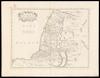 Terra Promissa in sortes seu Tribus XII Distincta Seu Tabula ad Librum Iosue – הספרייה הלאומית